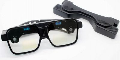 Picture of the Modular Augmented Reality Glasses