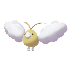 Picture of a Shiny Swablu