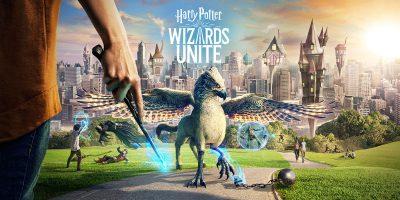 Art for Harry Potter: Wizards Unite