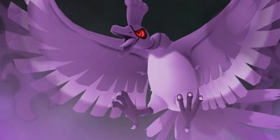 Promo Image for Shadow Ho-Oh From Giovanni