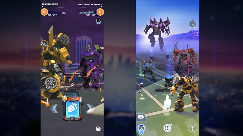 Transformers Heavy Metal Gameplay