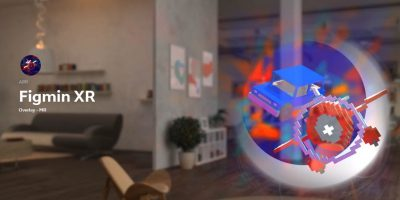 Figmin XR available now on Nreal, Magic Leap and HoloLens