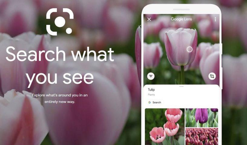 Header Image for Google Lens App Redesign