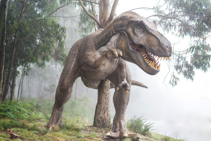 ImaginAR brings dinosaurs back to life