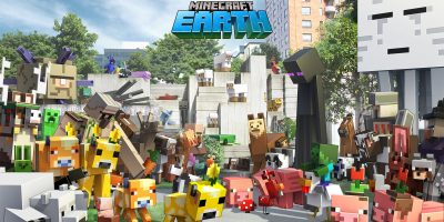 Art for Minecraft Earth Closing Down