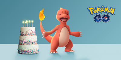 Promo Image for Pokemon GO's Anniversary