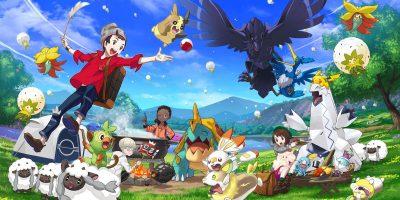 Niantic brings the Galar Region to Pokémon GO